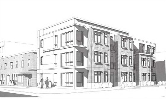 1212-1214 4th Street NW: Figure 1