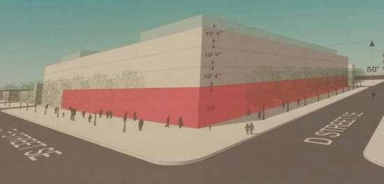 Capitol Hill Safeway Redevelopment