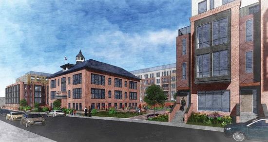 Crummell School Redevelopment