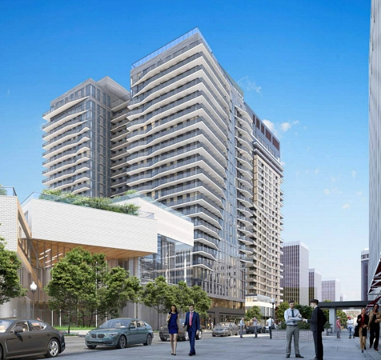 Rosslyn Highlands Park Redevelopment