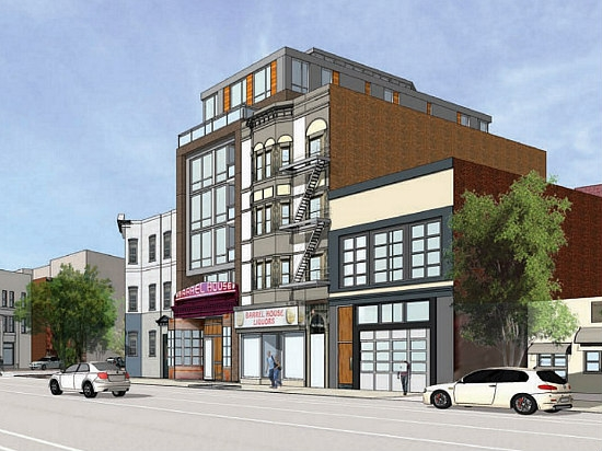 Barrel House Liquor Redevelopment