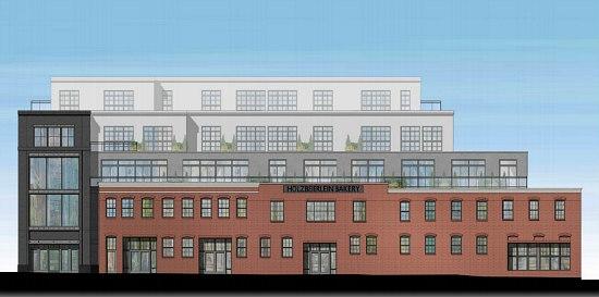 Holzbeierlein Bakery Warehouse Redevelopment