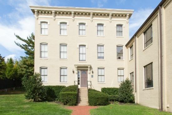 Alexander Hall - The Hall House