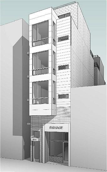 1111 H Street NE: Figure 1