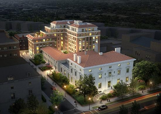 Italian Embassy Redevelopment