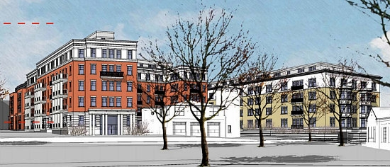 Residences at Walter Reed
