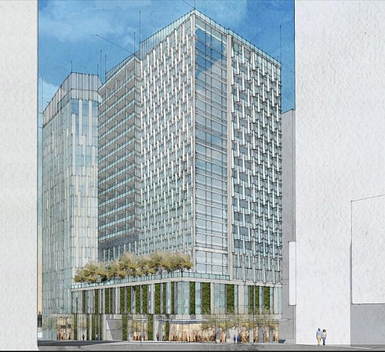 RCA Building Redevelopment: Figure 1
