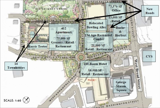 City Center South - Phase 1 (senior)