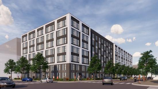Northwest One Redevelopment: Figure 1