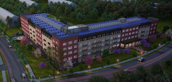 Terrace Manor Redevelopment: Figure 1