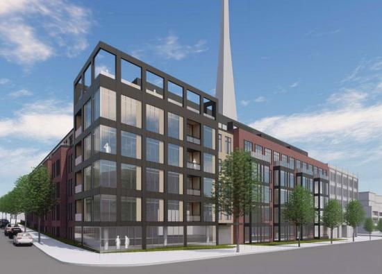 Fox 5 Headquarters Redevelopment: Figure 1
