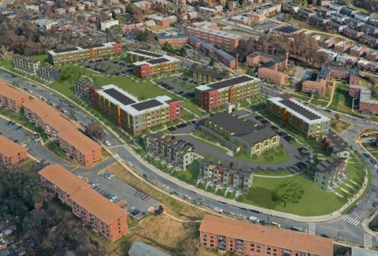 Southern Hills Redevelopment: Figure 1