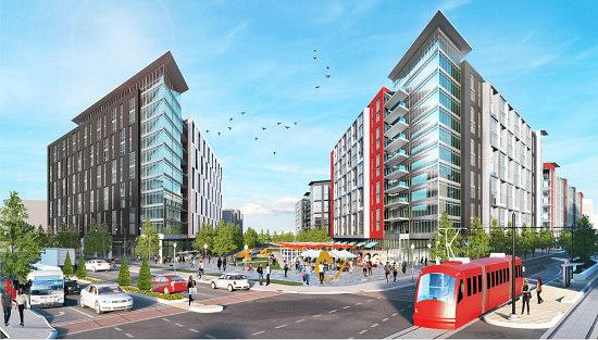 Hechinger Mall Redevelopment: Figure 1