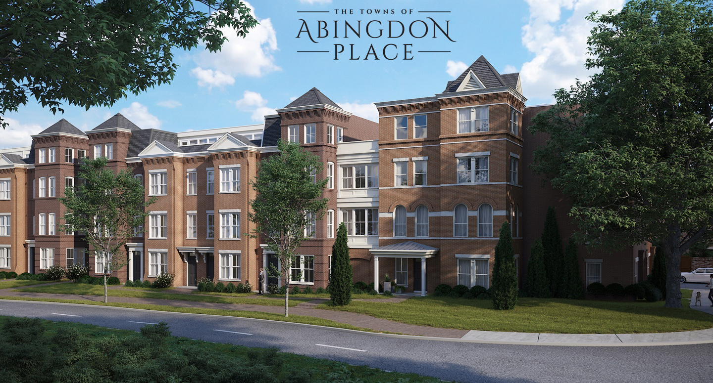 The Towns of Abingdon Place