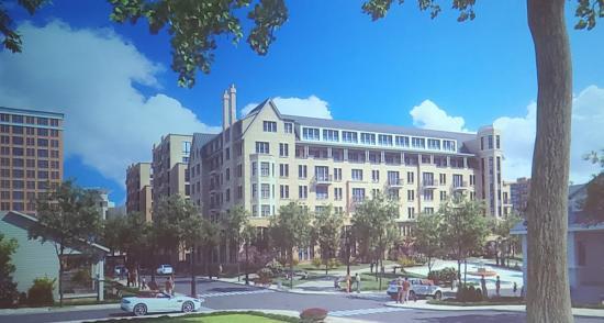 8001 Wisconsin Avenue: Figure 1