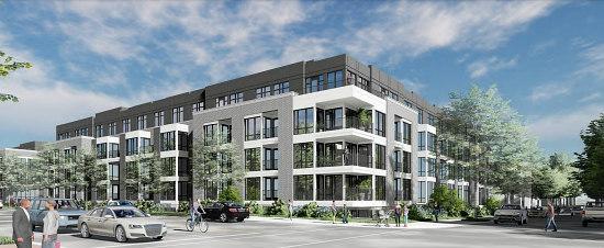 Washington Apartments Redevelopment: Figure 1