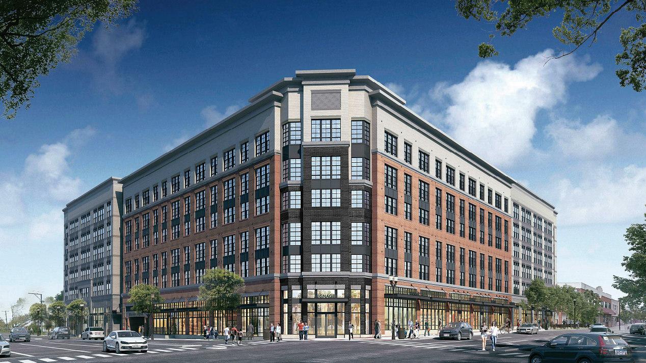 Westmont Shopping Center Redevelopment