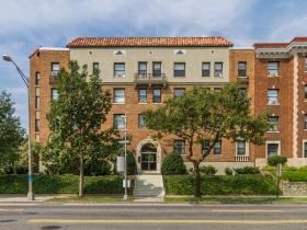 3600 Connecticut Ave, NW #105
