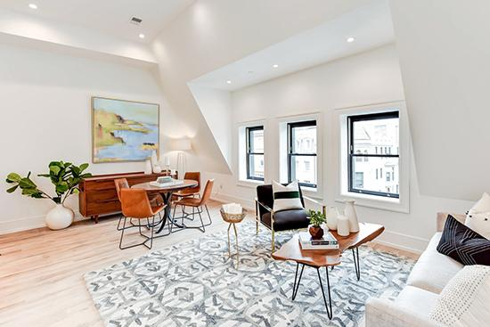 1524 18th Street NW, PENTHOUSE RESIDENCE #7