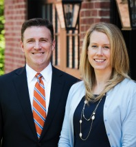 Matt McHugh and Heather Davenport - Washington Fine Properties