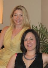 Natalie Hasny & Heather Fox