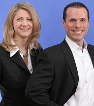 Rod Rochowiak & Sue McNeill