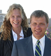Mike Schaeffer & Claudine Chetrit