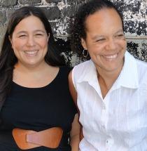 Julie Christenberry & Elani Lawrence